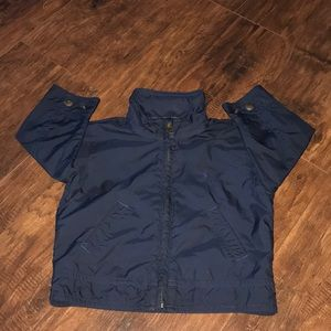 RALPH LAUREN LIGHTWEIGHT WINDBREAKER, 12 months